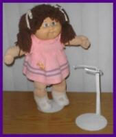 Kaiser Doll Stand 2701 White Doll Stand for 12 to 17 chubby-waisted Dolls