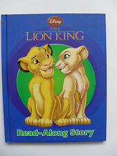 Childrens book Lion King (hardback)