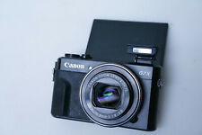 Canon PowerShot G7 X Mark II 20.1 MP Digital Camera - Black | FOR PARTS (IS054)