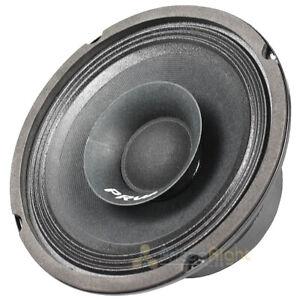 """PRV Audio 6.5"""" Full Range Loudspeaker 200 Watts Max Power 8 Ohm 6FR200 Single"""