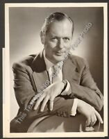 1953 Robert Montgomery Presents Official NBC TV 7x9 Photo Hollywood