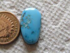 Sleeping Beauty Turquoise Cabochon 7.7 carat  Blue Arizona Cab