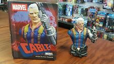 Cable Marvel Universe mini bust by Diamond Select