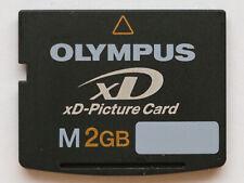 Olympus xD-Picture Card Speicherkarte 2GB