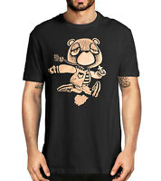 Tan Kanye West Bear Late for Church crewneck for Yeezy Boost 350 V2 T-shirt