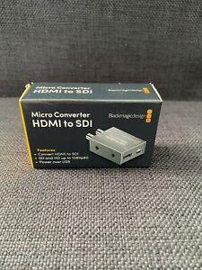 Blackmagic Design 105970  Micro Converter - Black