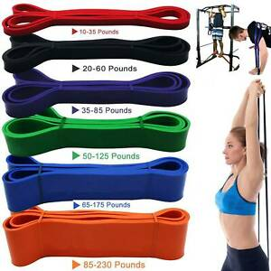 Resistance Bands Tube Exercise Elastic Band Fitness Equipment Yoga Loop Bands **
