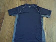 U.S MILITARY ARMY EXTREME TRAINING SHIRT XT46 BLUE  SIZE SMALL
