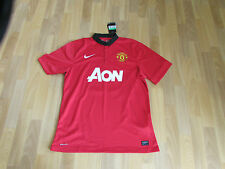 Nike MANCHESTER United WELBECK No 19 FOOTBALL Shirt XL Never Worn NEW with TAGS