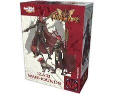 Wrath of Kings House Nasier Izari Warhounds (WOK01012)