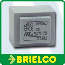 TRANSFORMATEUR DE ELECTRIQUE ENCAPSULÉ 2.5VA ENTR 220V AC SORTIE 9V AC BD7722