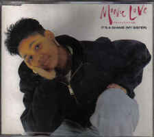 Monie Love-Its A Shame cd maxi single