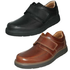 Clarks Velcro Leather Upper Shoes for Men