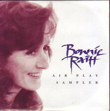 ★☆★ CD SINGLE Bonnie RAITT  Air Play sampler - France - 6-track CARD SLEEVE  ★☆★