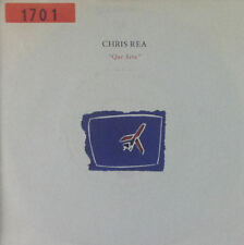 """7"""" Single - Chris Rea - Que Sera - S15 - washed & cleaned"""
