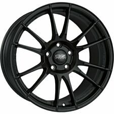 OZ RACING ULTRALEGGERA MATT BLACK ALLOY WHEEL 18X8 ET35 5X112