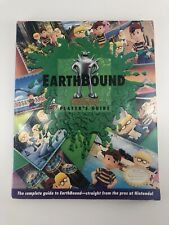 RARE Official/Authentic Earthbound Player's Guide Super Nintendo SNES Strategy