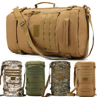 40-60L Backpack Tactical Travel Bag Hand Luggage Shoulder Bag Daypack Schoolbag