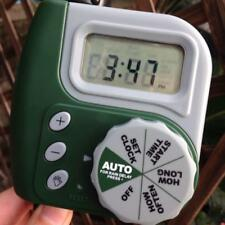 AU Garden Automatic Water Tap Timer Irrigation Controller Digital Watering Timer