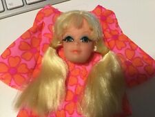 Barbie only head Talking PJ + original outfit
