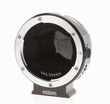 Metabones EF-E Mount T Mark IV Lens Adapter