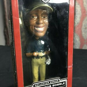 Tiger Woods Golf Bobble Head Nike #3-New in Box--2002 Upper Deck Collectible