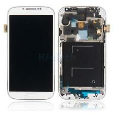 White Mobile Phone Frames for Samsung Galaxy S4