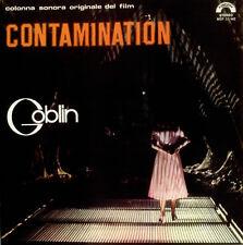 Contaminazione-COLONNA SONORA ORIGINALE-Edizione Limitata-Vinile Nero-GOBLIN