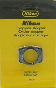 Nikon Okular Adapter in OVP
