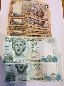 Assorted Foreign Currency Notes See All Images.