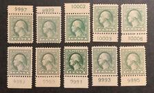 TDStamps: US Stamps Scott#525 (10) Mint H OG