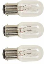 3 Pack Zero In Flea Killer Trap Spare Replacement Lamp 7W Bulb For STV020 ZER020
