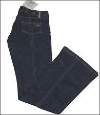 NUEVO CON ETIQUETA Mujer Oakley Jeans Industrial DENIM ELÁSTICO W28 L32 RU 10