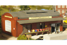 Piko Trains 61834 HO Scale Hobby Line Dino Lube Oil Supply Building Kit