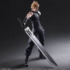 "Square Enix Play Arts Final Fantasy VII 7 Remake ""Cloud Strife"" Figure In Stock"