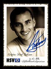 Christian Raul Ledesma Autogrammkarte Hamburger SV 2002-03 Original +A 143571