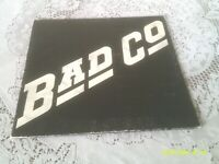 BAD COMPANY. SELF TITLED. GATEFOLD. SWAN SONG. SS 8410. 1974. FIRST US PRESSING.