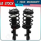 Front Pair Fits 1995-2002 Lincoln Continental Complete Struts Assembly & Mounts