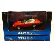 AUTOART 53621 JAGUAR XKR - RED 1:43 - EXCELLENT IN BOX