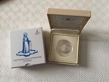Coffret 2 € Vatican Centenaire Apparition Fatima 2017 Proof