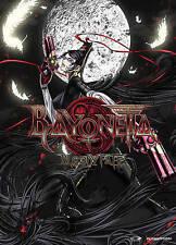 Bayonetta: Bloody Fate (Blu-ray/DVD, 2014, 2-Disc Set)