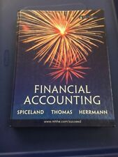 Financial Accounting by J. David Spiceland, Wayne Thomas and Don Herrmann (2009)