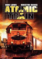 Atomic Train NEW PAL Cult DVD David Jackson Rob Lowe Kristin Davis