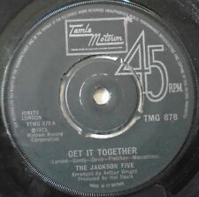 "JACKSON FIVE - Get It Together - 7"" Single"