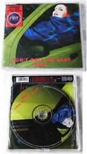 Mina - Don´t Call Me Baby (aus der FIAT Werbung) .. 2003 Sony Maxi CD OVP