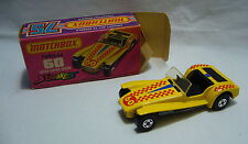 MATCHBOX SUPERFAST-MB 60 LOTUS SUPER SEVEN STREAKERS-MADE IN ENGLAND OVP