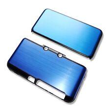 Nintendo 2dsxl 2ds XL Blue Aluminium Metal Case Cover Shell Housing UK SELLER