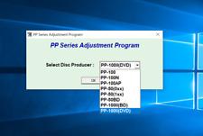 Epson PP-50, PP-50BD, PP-100, PP-100N, PP-100AP, PP-100II Adjustment Program
