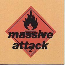 Blue Lines Virgin Massive Attack Album Vinyle