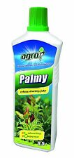 Agro Organic Mineral PALM and GREEN PLANT  fertilizer NPK 9-4-5, 0.5l